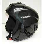 MANGO lyžařská helma Supersnow černá
