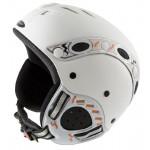 MANGO lyžařská helma Kino Free XP white matt