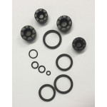 AVID Caliper Piston Kit (includes 2-16mm & 2-14mm caliper pistons, seals & orings) - Guide