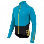 PEARL IZUMI dres Elite Thermal LS Jer. electric blue