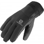 SALOMON rukavice Thermo M black 14/15