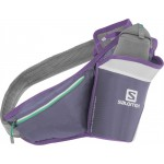 SALOMON ledvinka Active Insulated belt grey/violet 14/