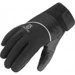 SALOMON rukavice Thermo W black 14/15
