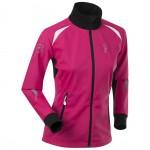 BJORN DAEHLIE bunda Pacer W beetroot pink/black