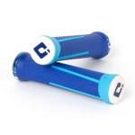 ODI Gripy MTB AG-1 Signature V2.1 Lock-On Bonus Pack modrá / sv. modrá