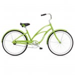ELECTRA Cruiser Lux 1 Ladies'  Green Metallic 2015