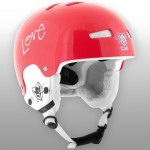 TSG helma - Lotus Art Design Karlee Mackie (169)