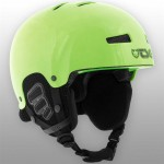TSG dětská helma - Gravity Youth Solid Color Gloss Neon Green (228)
