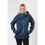 WESTBEACH bunda - Jenni Softshell In The Navy (1007)