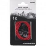 SALOMON tkaničky Quicklace kit red