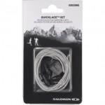 SALOMON tkaničky Quicklace kit grey
