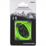 SALOMON tkaničky Quicklace kit green