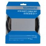 SHIMANO bovdeny set řad.lanka 1800 mm černé