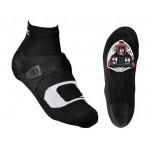 HQBC návleky na boty Shoeknit černé
