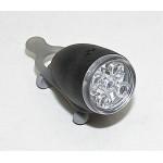 INFINI světlo Chiot přední černé 5x bílá LED