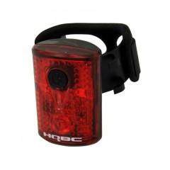 HQBC blikačka Lumer 3SMD LED 4f černé USB