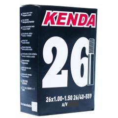 KENDA DUŠE 26/40-559 AV 26x1,00 - 1,50