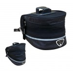 LONGUS taška Expand QR podsedl.černá rozkl.s klipe