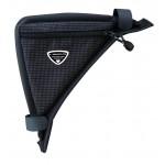 LONGUS taška Triangle do rámu 1,2L černá vystužená