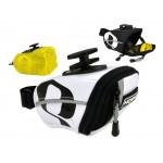 HQBC taška QR-XS podsedlová 0,3L bílá