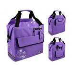 LONGUS taška Panier na nosič,fialová,