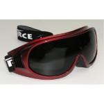FORCE lyžařské brýle dvojité sklo