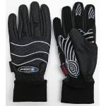 FORCE rukavice Windster černé