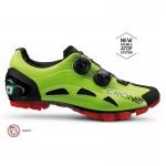 CRONO Boty MTB Extrema2 2015 green
