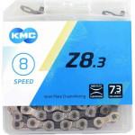 KMC Z-8 stříbrno šedý