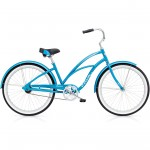ELECTRA Cruiser Lux 1 Ladies'  Blue Metallic 2015