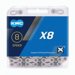 KMC X-8.93 box stříbrno/šedý