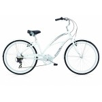 ELECTRA Cruiser Lux 7D Ladies' White 2015