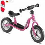 PUKY Odrážedlo Learner Bike Medium LR M růžové