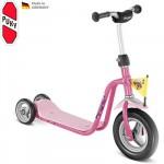 PUKY Koloběžka Scooter R 1 růžová
