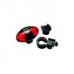 INFINI blikačka Vista I-405R 4f 5 LED zadní+bateri