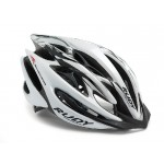 RUDY PROJECT přilba Sterling MTB white/black/silver/titan M