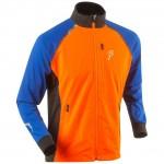 BJORN DAEHLIE bunda Champion M oranžovo/modro/černá