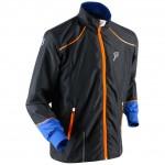 BJORN DAEHLIE bunda Steam M černo/modro/oranžová