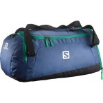 SALOMON taška Sport bag S midnight blue/green 15/16