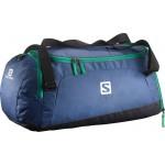 SALOMON taška Sport bag S midnight blue/green 15/16