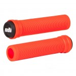 ODI Gripy BMX Longneck Soft Fire Red