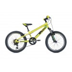 "LEADER FOX MTB 20"" 16 Baddy boy green"