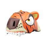 CRAZY STUFF dětská přilba na kolo tygr