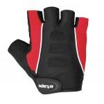 ETAPE pánské rukavice Esprit, černá/červená