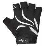 ETAPE dámské rukavice Annie, černá/bílá