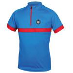 ETAPE dětský dres Bambino, modrá/červená