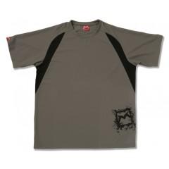 MARZOCCHI Triko Stencil T-Shirt - Gray 08