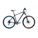 "LEADER FOX MTB 29"" 16 Grass 18"" grey matt"