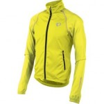 PEARL IZUMI bunda Elite Barrier Convertible scream. yellow