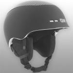 TSG snb helma - konik special makeup flat black-carbon (253)